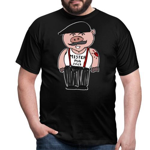 nouvel an chinois - Monsieur Cochon - T-shirt Homme