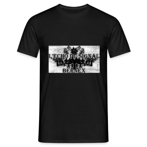 Logo Echo 2016 grunge 300 - T-shirt Homme