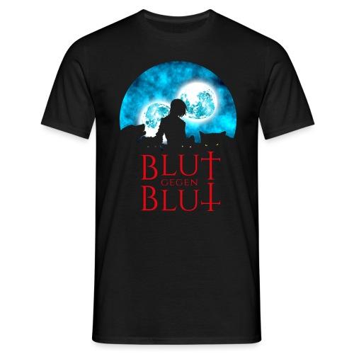 Blut gegen Blut - Männer T-Shirt