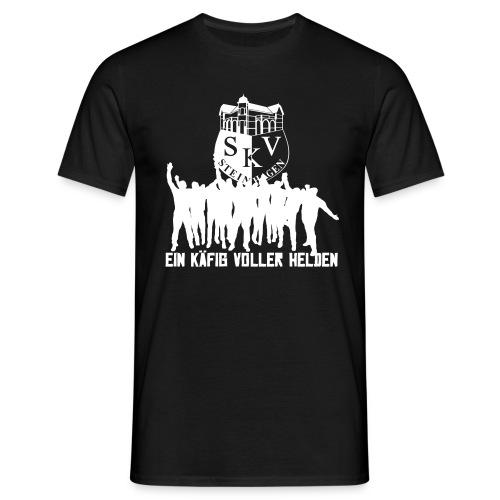 Käfig_voller_Helden - Männer T-Shirt