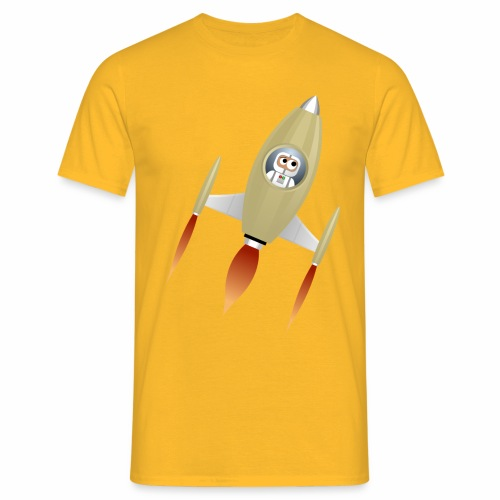 Spaceship - T-shirt Homme