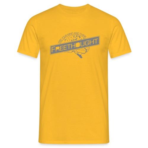 Freethought - Men's T-Shirt