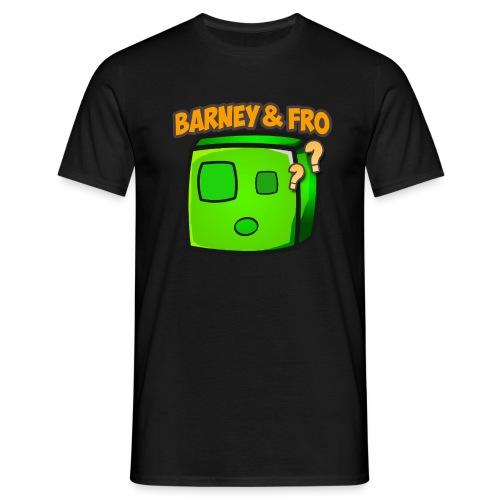 Slime happy Frovirret png - T-skjorte for menn