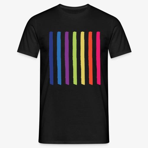 Linee - Maglietta da uomo