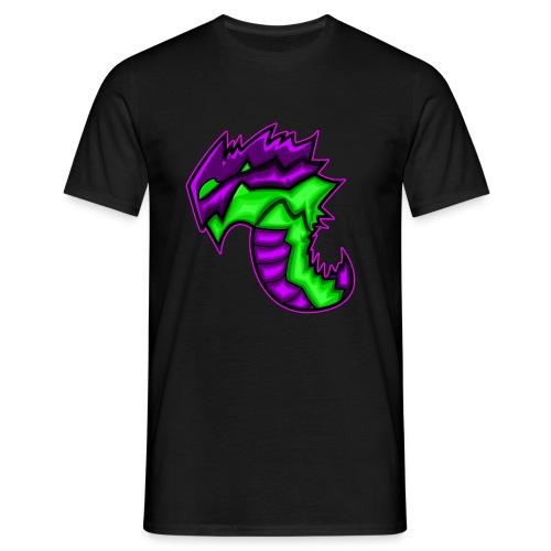 dragon - T-shirt herr