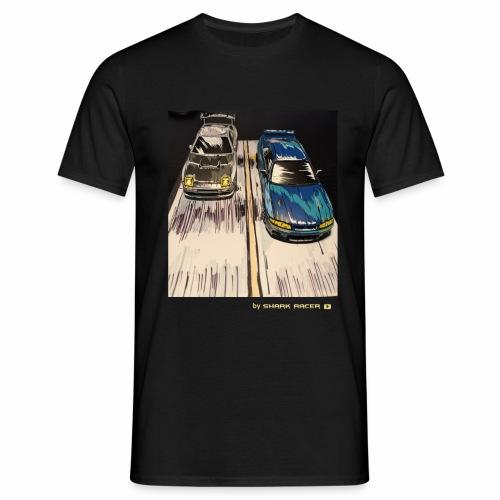 #RACERS - Maglietta da uomo