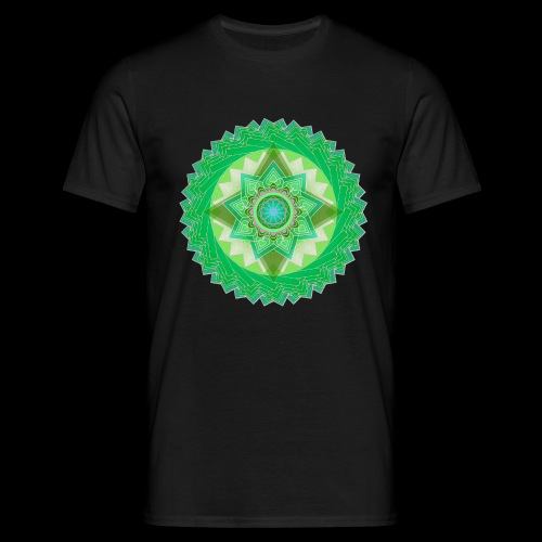 mandala 1 - Men's T-Shirt