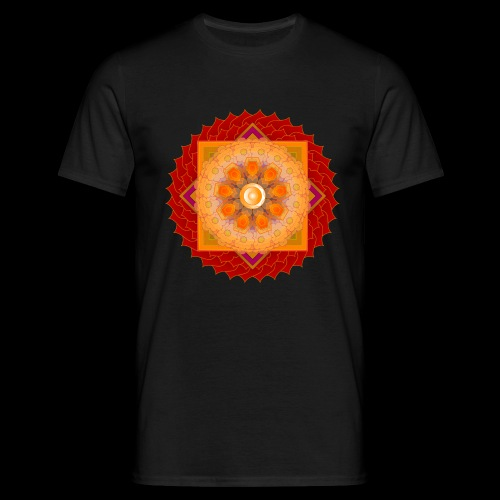 mandala 6 - Men's T-Shirt