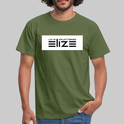 ELIZE 2019 WHITE - Männer T-Shirt