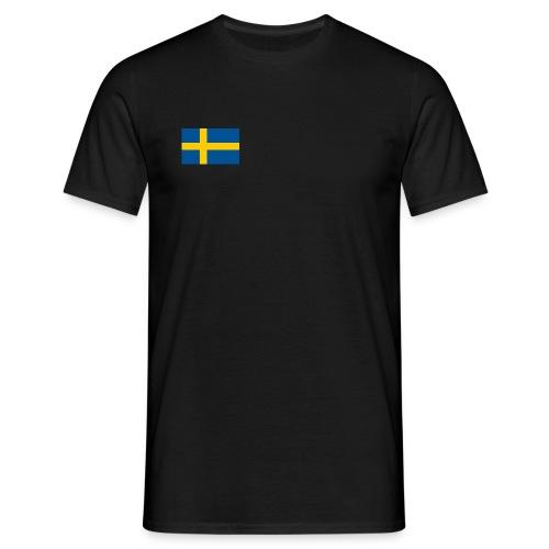 swedish clothes - T-shirt herr