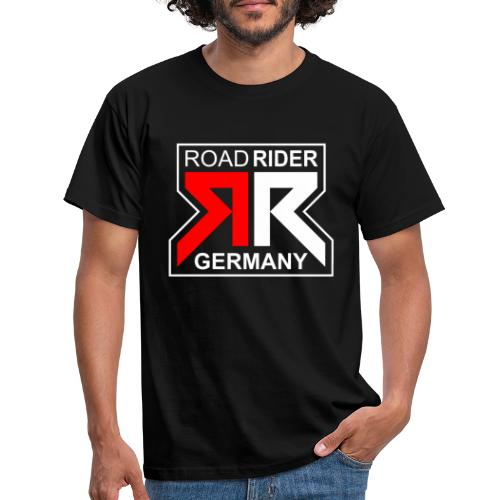 RoadRider | Black II - Männer T-Shirt