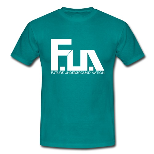 FUN LOGO CLEAR BACKGROUND - Men's T-Shirt
