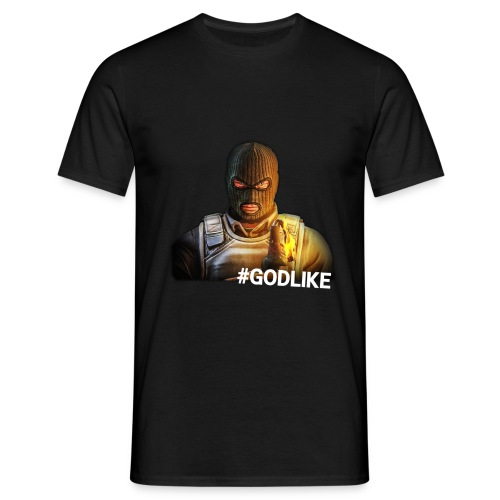 GONATION Godlike Jersey 2019 - Männer T-Shirt