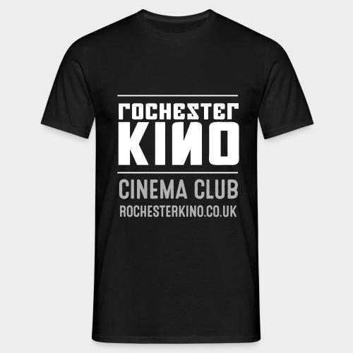 Kino logo light - Men's T-Shirt