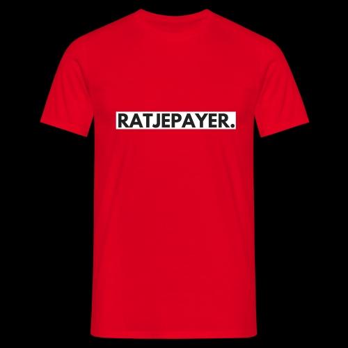 RATJEPAYER. - Mannen T-shirt
