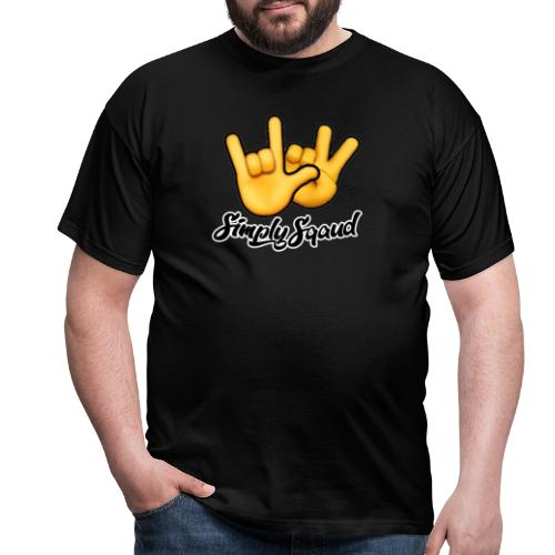 simplysquad - Men's T-Shirt