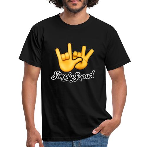 simplysquad - Men's T-Shirt