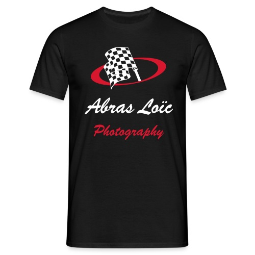 400dpiLogoCropped - T-shirt Homme