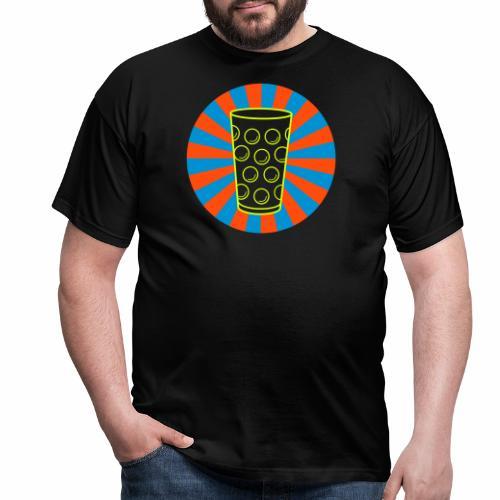 Dubbe Schobbe - Männer T-Shirt