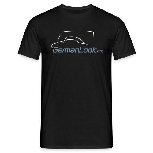 logo GL blanc - T-shirt Homme