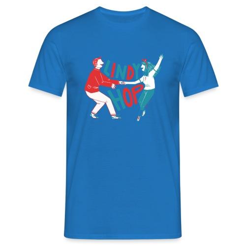 Lindy hop - Men's T-Shirt