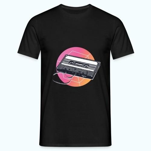 80s Vintage Cassette - Men's T-Shirt