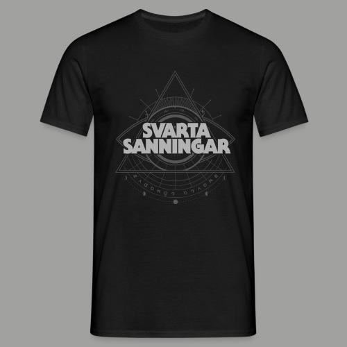 Dracunit symbol white grey - T-shirt herr