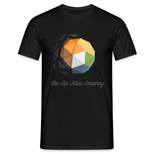 Jiu Jitsu Journey - Männer T-Shirt