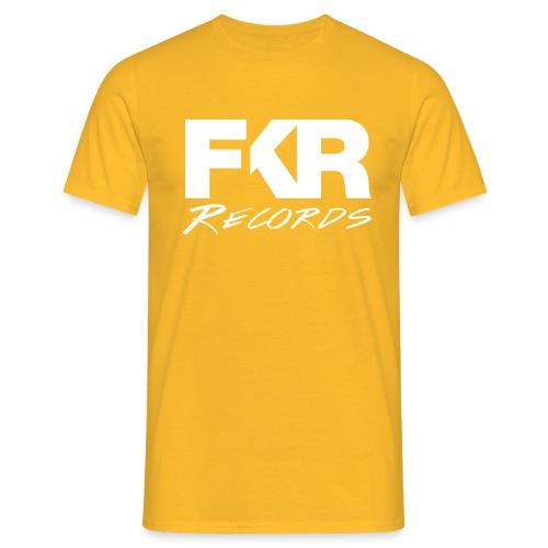 FKR transparent white Kopie png - T-shirt Homme