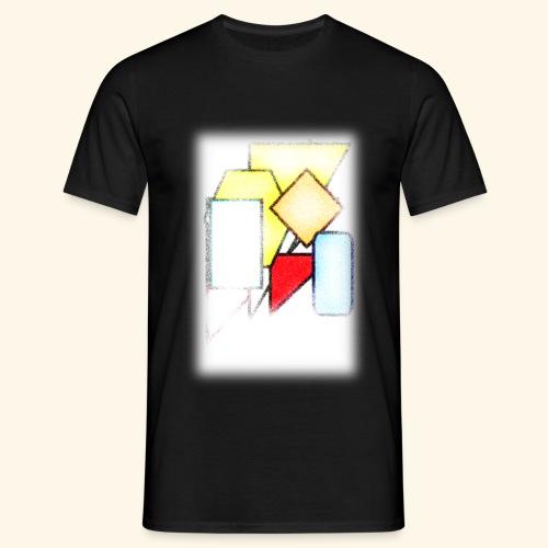 Muster 6 - Männer T-Shirt