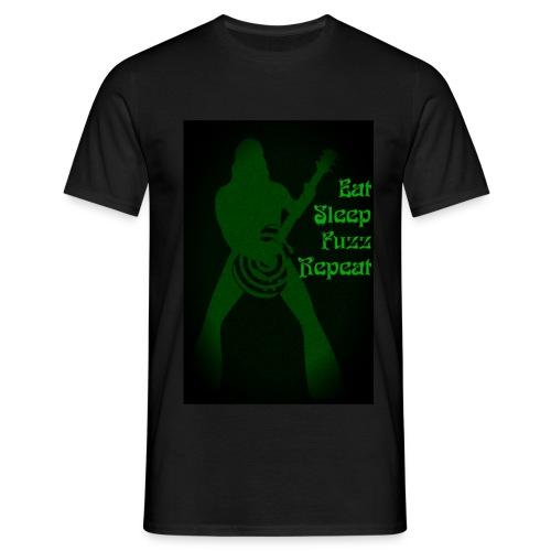 esfr png - Mannen T-shirt