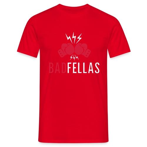 badfellas_boxing_white - Miesten t-paita