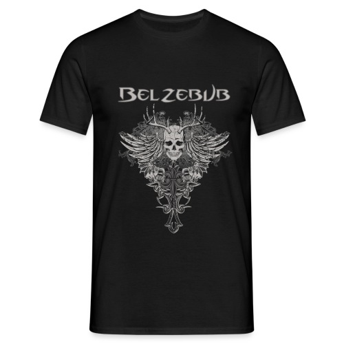 Belzebub skull devil - Männer T-Shirt