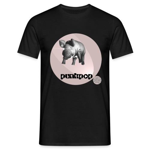 Floyds Pig PunkPop - Maglietta da uomo