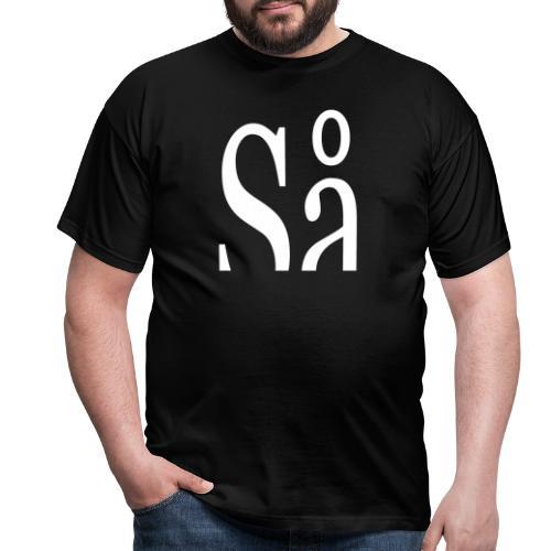 Så - Herre-T-shirt