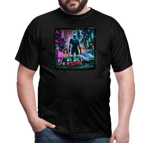 The Rise Of Blastfighter - Men's T-Shirt