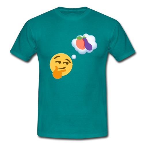 Johtaja98 Emoji - Miesten t-paita