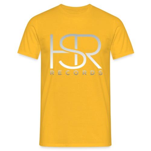 HSR RECORDS - Maglietta da uomo