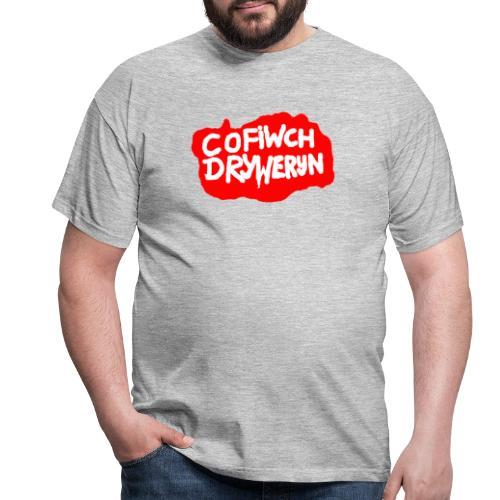Cofiwch Dryweryn - Men's T-Shirt