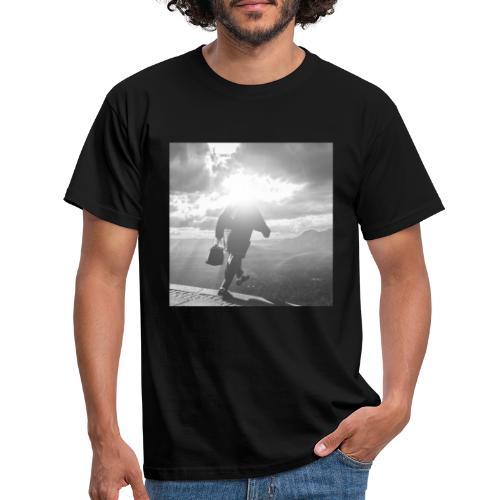 the next step - Männer T-Shirt