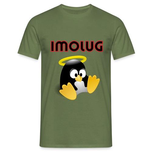 pinguino imolug - Maglietta da uomo