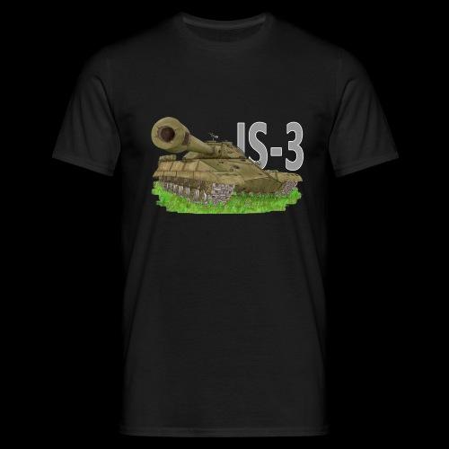 IS-3 (Writing) - Maglietta da uomo