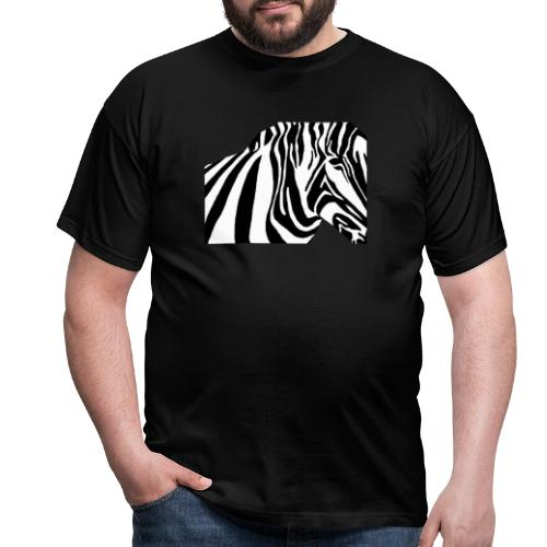 zebra - T-shirt Homme