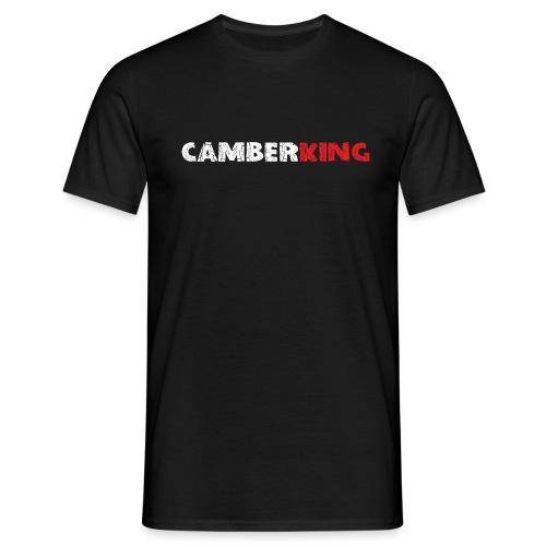 CAMBERKING - T-shirt herr