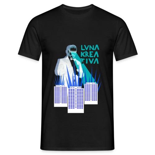 Luna Kreativa - Radiation - Miesten t-paita