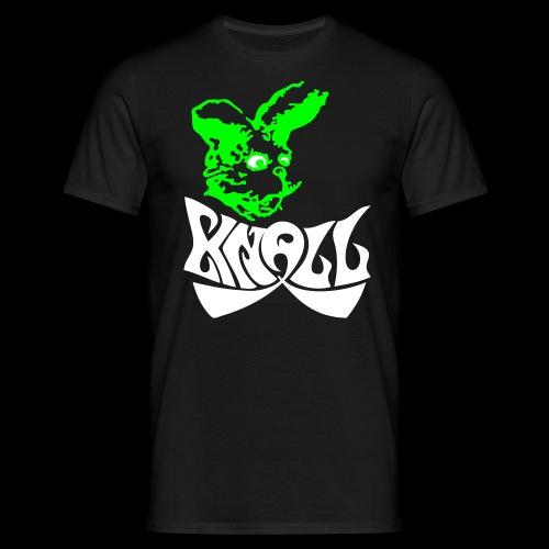 knall_hase_2c - Männer T-Shirt