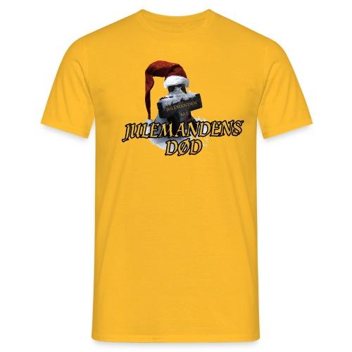 JULEMANDENS DØD 3 - Herre-T-shirt