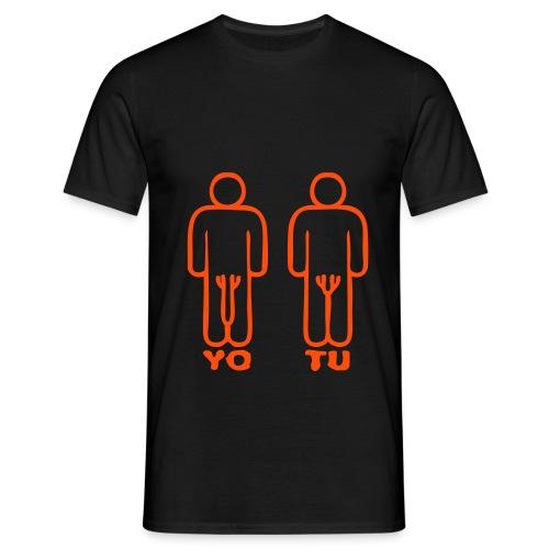yotu1c - Camiseta hombre