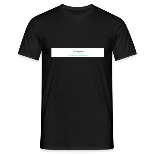 My web your work - Men's T-Shirt