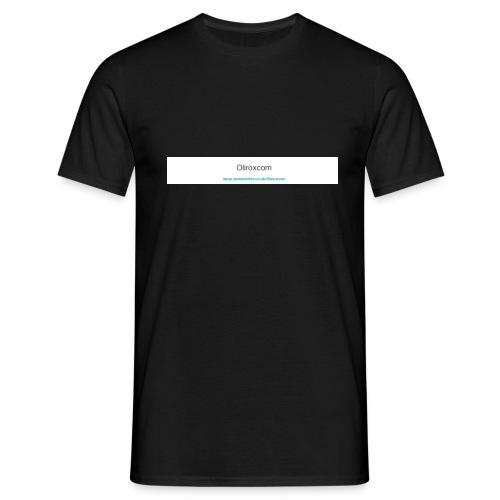 My web your work - Men's T-Shirt